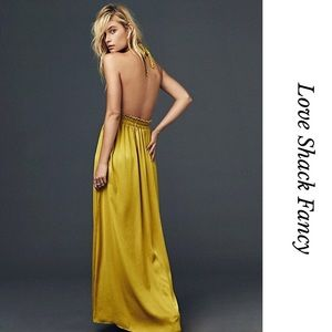 COMING SOON FP LOVE SHACK FANCY BRAIDED MAXI DRESS